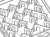 porte labyrinthe
