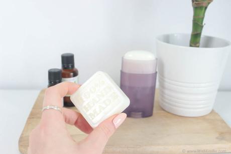 Ma recette de déodorant solide