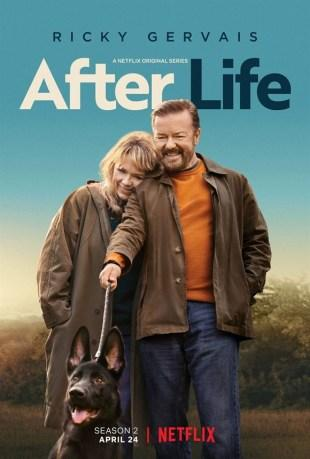 [Critique série] AFTER LIFE – Saison 2