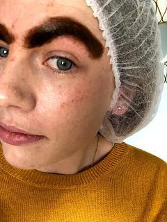 Microblading des sourcils, mon expérience