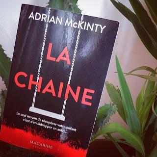 La chaine de Adrian McKinty