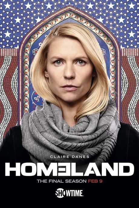 Homeland Saison 8 - AlloCiné