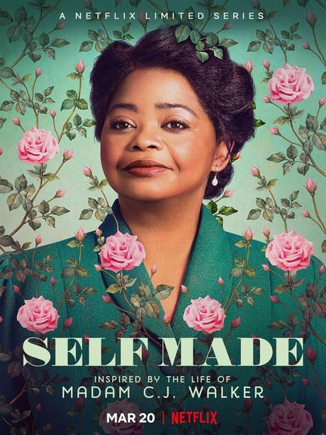 Self Made: Inspired by the Life of Madam C.J. Walker - Série TV ...