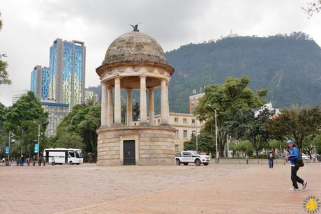 Une journée à Bogota