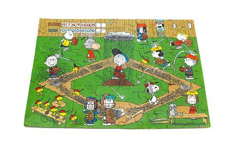 Puzzle vintage Charlie Brown