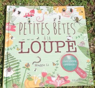 Le printemps et ses petits habitants (sélection de livres)