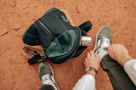 BEE&SMART : Sac sport-chic haut de gamme pensé pour l'homme actif urbain