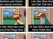Pourquoi parlerai jamais STAR WARS pourquoi fais quand même