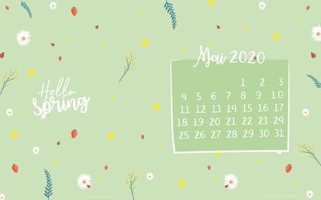 FONDS D'ÉCRAN #31 – Hello Spring !