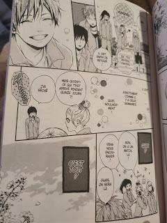 Des images et des mots: Orange tome 1 a 5 de Ichigo Takano