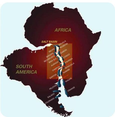 L'Amérique du Sud petite soeur de l'Afrique