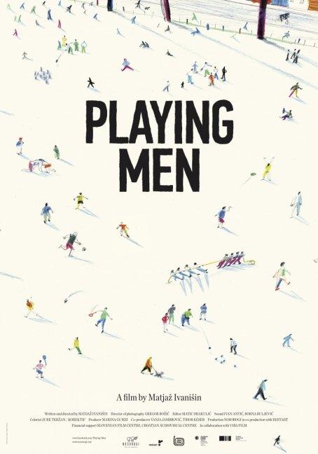 Film Playing Men