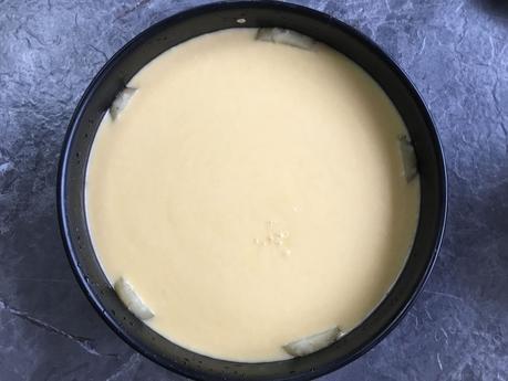 Gâteau renversé à l'ananas caramélisé au companion thermomix ou sans robot