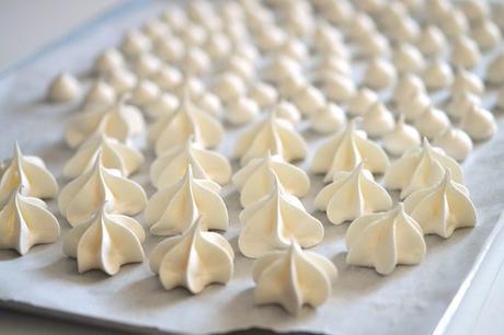 meringues française recette