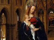 1-2-6 Vierge dans église (1438-40) l'on voit