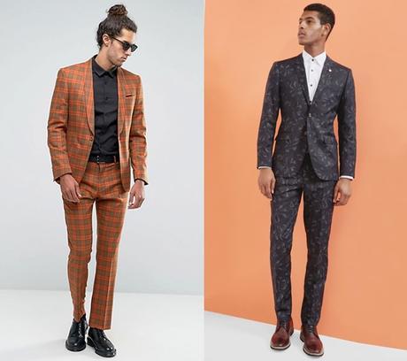 6 conseils pour porter un costume à motifs