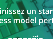 Définissez startup business model pertinent