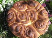 Petits pains roulés zaatar
