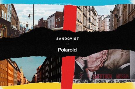 Sandqvist x Polaroid : la collab' de l'été