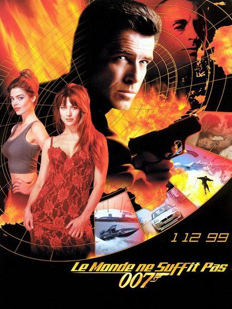 Le Monde ne Suffit Pas (1999) de Michael Apted