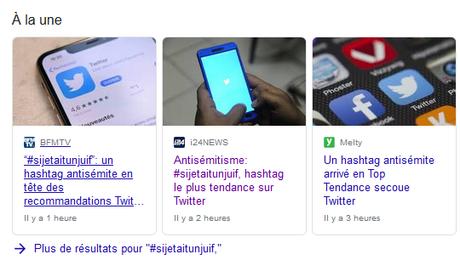 #sijetaitunimbecile, je twitterai comme @3Pikaaa et  @KeychauveNavas  #NoHaters #antisemitisme