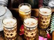 Chaï Latte délicieuse boisson indienne goût d'épices