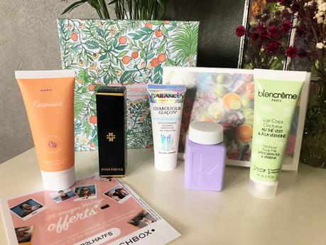 Le récap' de la Birchbox Beauty cocktail