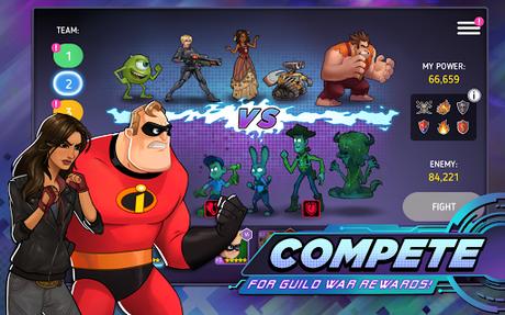 Télécharger Gratuit Disney Heroes: Battle Mode APK MOD (Astuce) 6