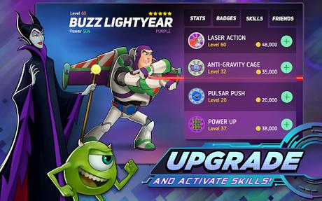 Télécharger Gratuit Disney Heroes: Battle Mode APK MOD (Astuce) 4