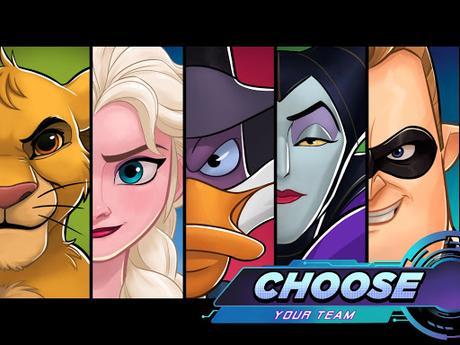 Télécharger Gratuit Disney Heroes: Battle Mode APK MOD (Astuce) 3