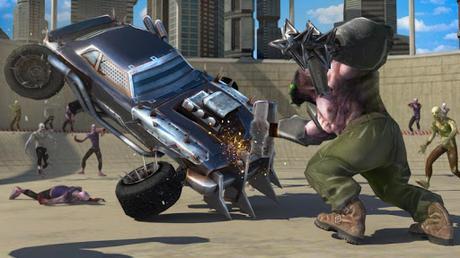 Télécharger Gratuit Zombie Smash: Road Kill APK MOD (Astuce) 3
