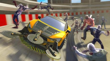 Télécharger Gratuit Zombie Smash: Road Kill APK MOD (Astuce) 4