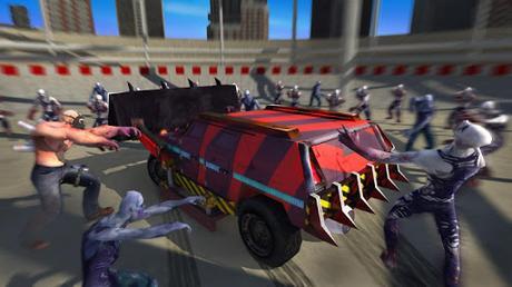Télécharger Gratuit Zombie Smash: Road Kill APK MOD (Astuce) 1