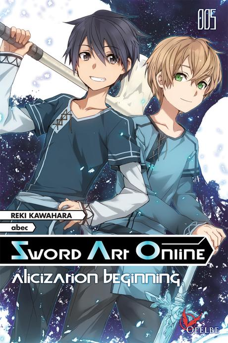 {Découverte} Light Novel #5 : Sword Art Online, Tome 5 : Alicization Beginning, Reki Kawahara & Abec – @Bookscritics