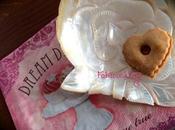 Sablés Peanut butter -beurre cacahuète- coeur confiture lait