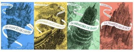 La Passe-miroir / Tomes 1 et 2