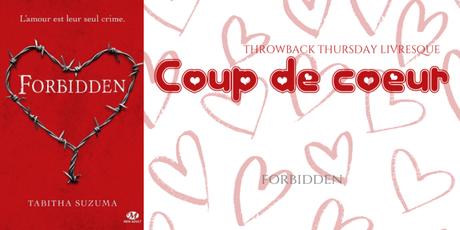 Throwback Thursday Livresque #115 : Coup de coeur