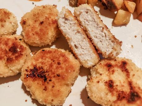Recette des nuggets faits-maison