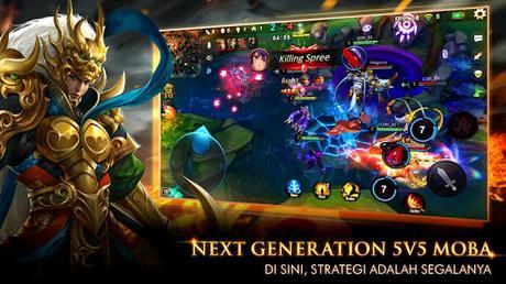 Télécharger Gratuit Legend of Kingdoms APK MOD (Astuce) screenshots 1