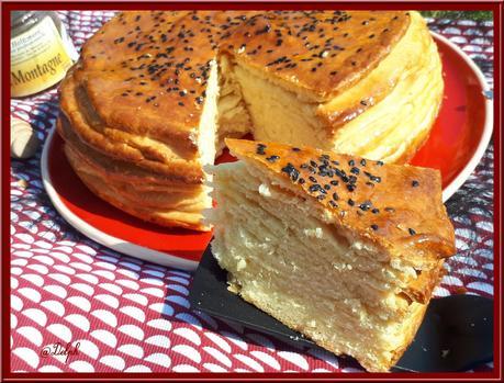 Bint al Sahn, gâteau brioche du Yémen