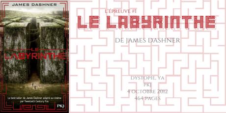 Le labyrinthe (L'épreuve #1) • James Dashner