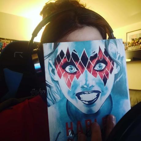 Harley Quinn – Breaking Glassdébarque dans la nouvelle collection Urban Link