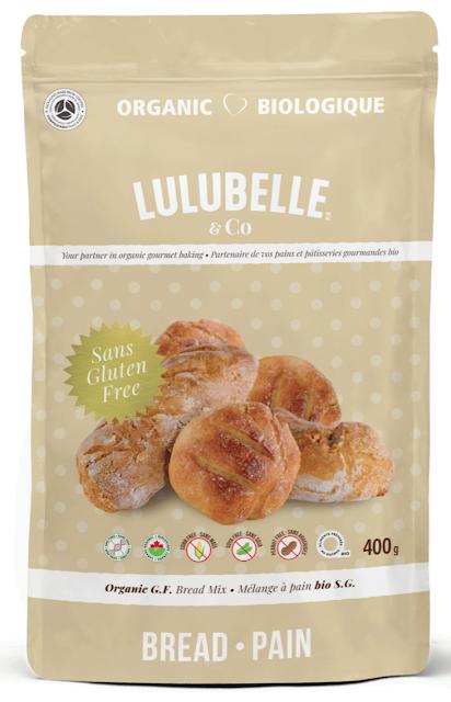 Douceurs et couleurs avec Lulubelle & co