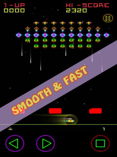 Télécharger Gratuit Plasma Invaders (Classic Arcade Space Game) APK MOD (Astuce) 2