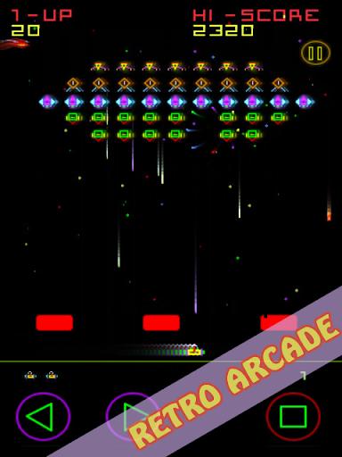 Télécharger Gratuit Plasma Invaders (Classic Arcade Space Game) APK MOD (Astuce) 1