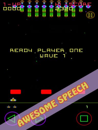 Télécharger Gratuit Plasma Invaders (Classic Arcade Space Game) APK MOD (Astuce) 3