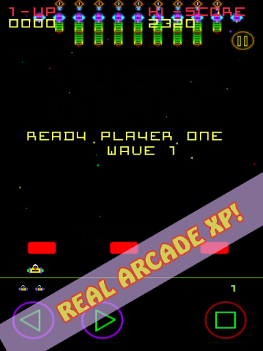 Télécharger Gratuit Plasma Invaders (Classic Arcade Space Game) APK MOD (Astuce) 4