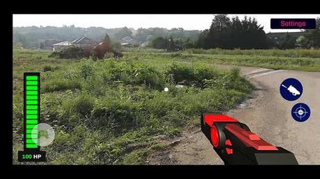 Code Triche RealTag   Multiplayer AR FPS APK MOD (Astuce) 5