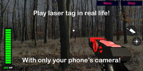 Code Triche RealTag   Multiplayer AR FPS APK MOD (Astuce) 3