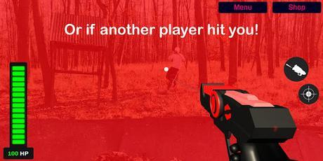 Code Triche RealTag   Multiplayer AR FPS APK MOD (Astuce) 4